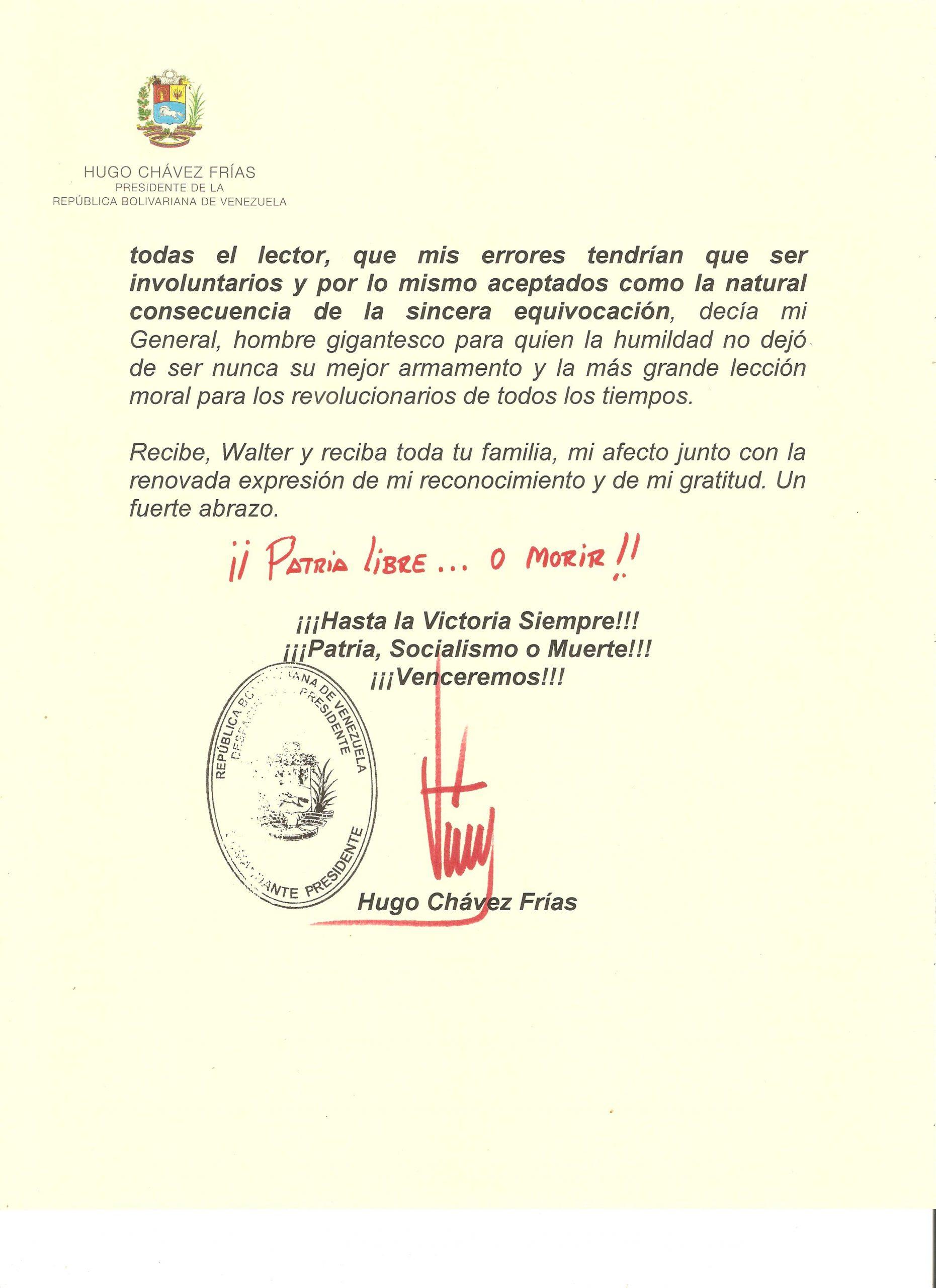 CARTA DE CHAVEZ A WALTER 3